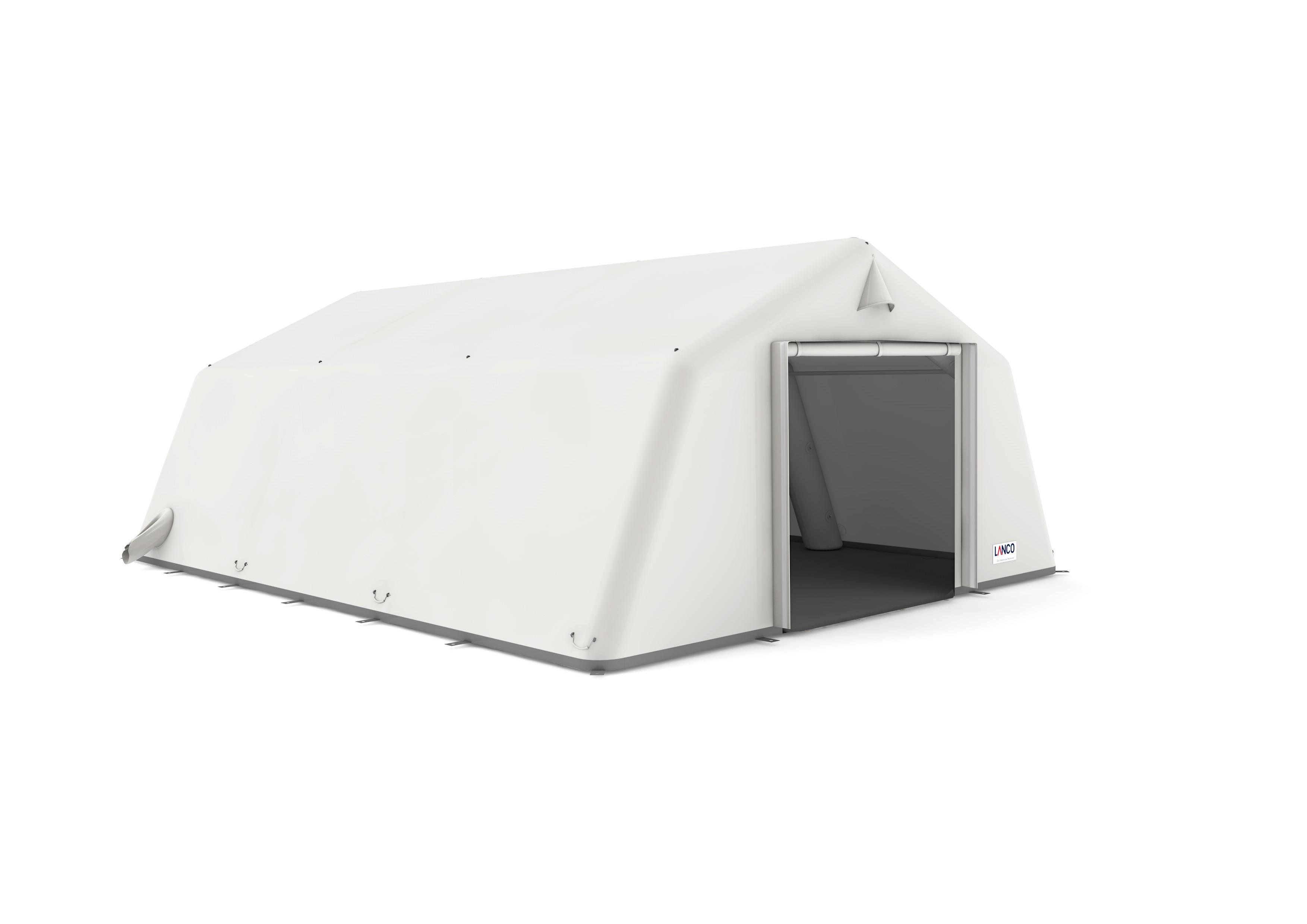 Arz 45h aufblasbare rettungszelte zelte lanco zelte for Fenster 60x40