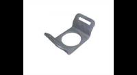 Gurtblech für Bodenplatte 72° Aluminium 40 mm