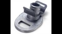 Bodenplatte 72° Aluminium 40 mm, ohne Gurtblech