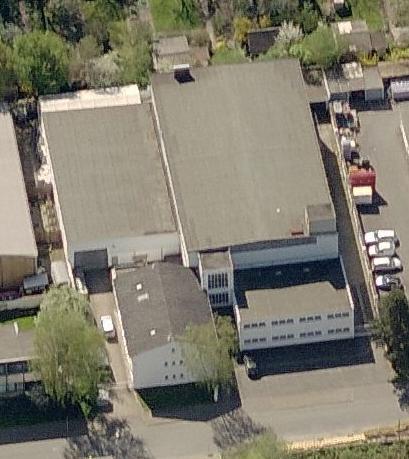 Luftaufnahme Sure Wisch